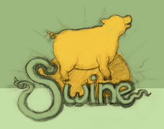 home to swine